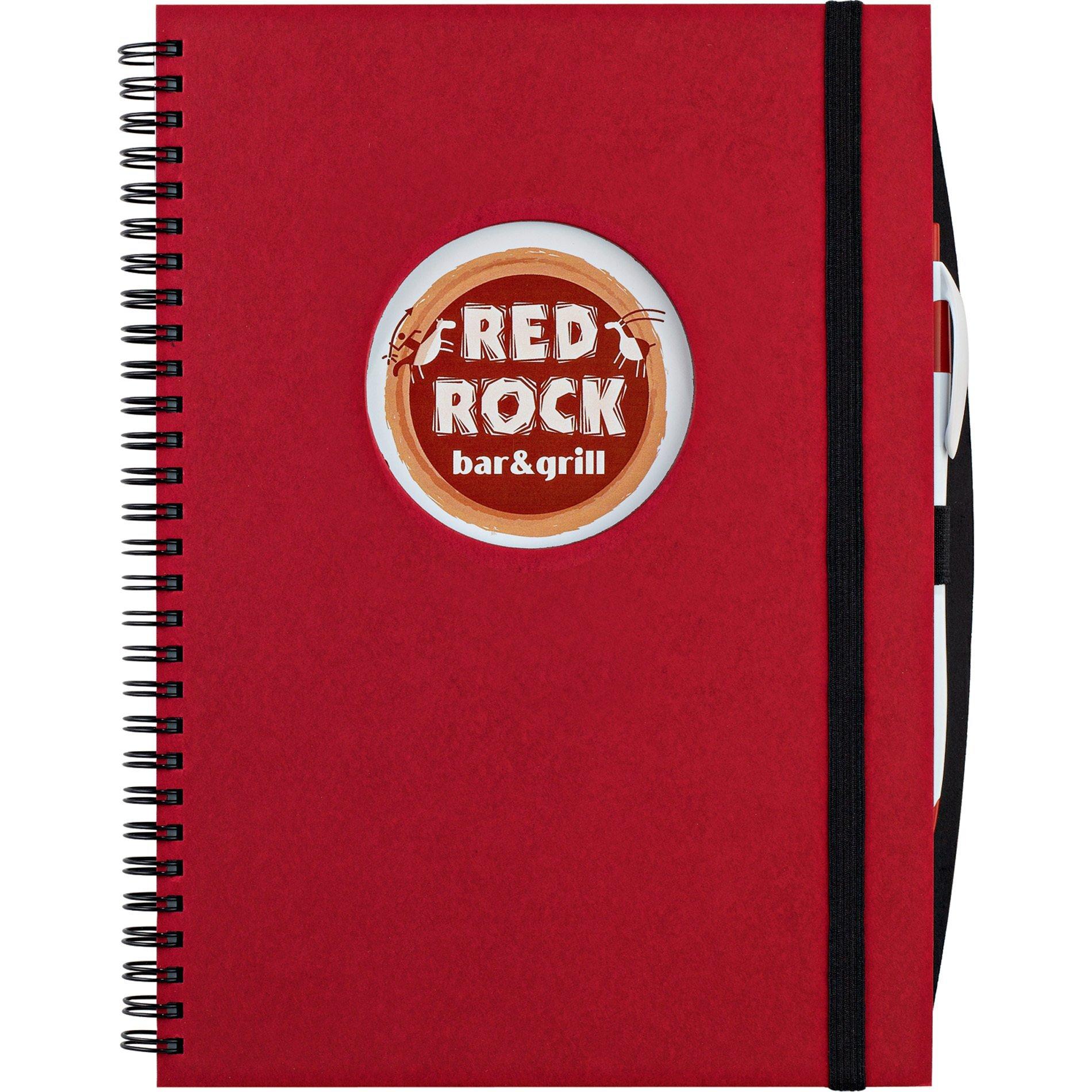 """Frame Circle Large Hardcover JournalBook, 7-3/4"""" x 10"""""""