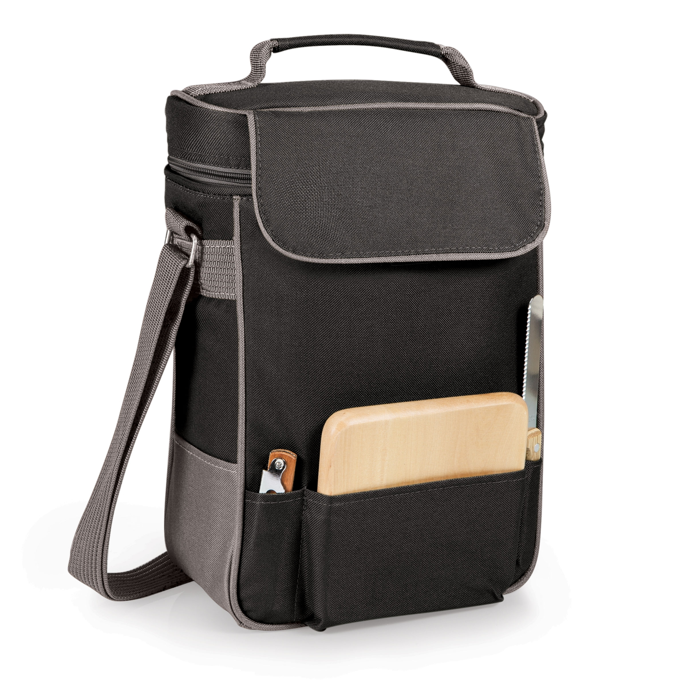 Duet Wine & Cheese Insulated Tote Set