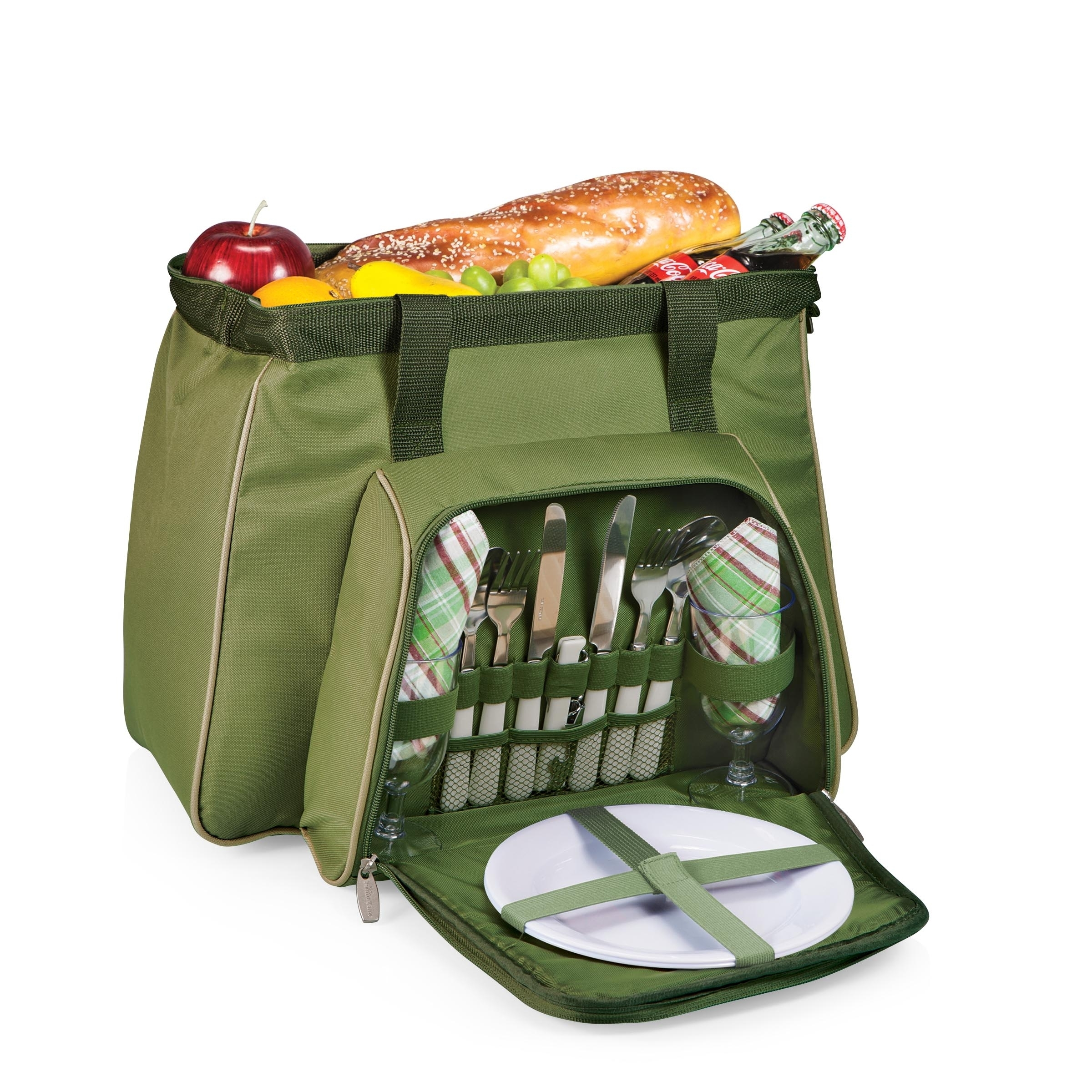 Toluca Picnic Insulated Cooler Set