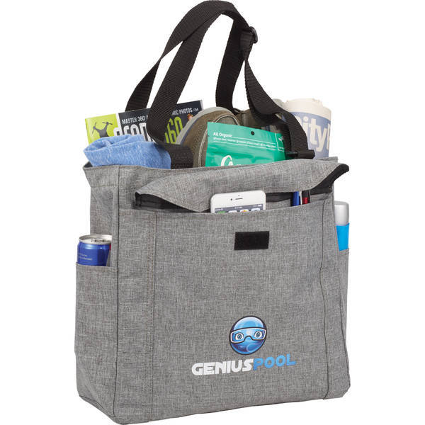 Eclipse Classic Microcanvas Meeting Tote