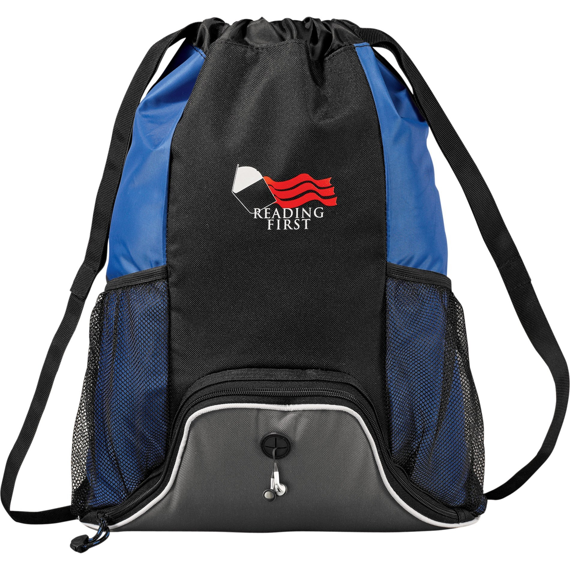 Corona Deluxe Drawstring Nylon Sportspack