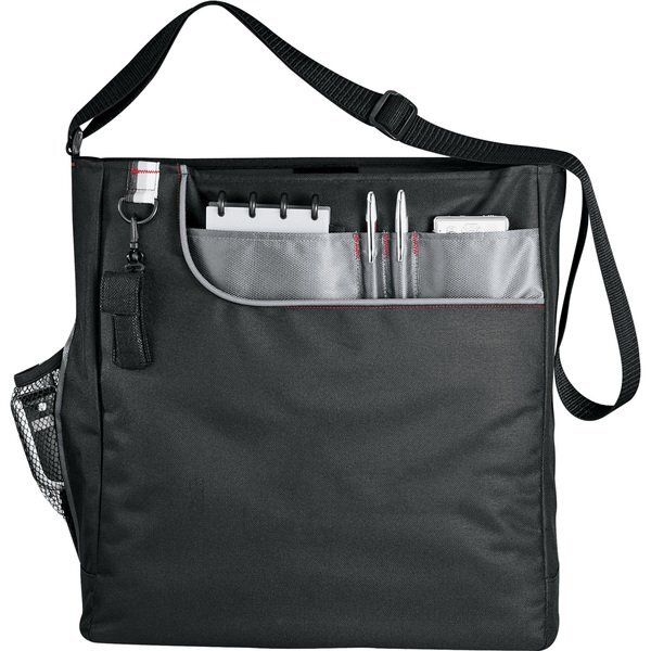 Transpire Deluxe Polycanvas Business Tote