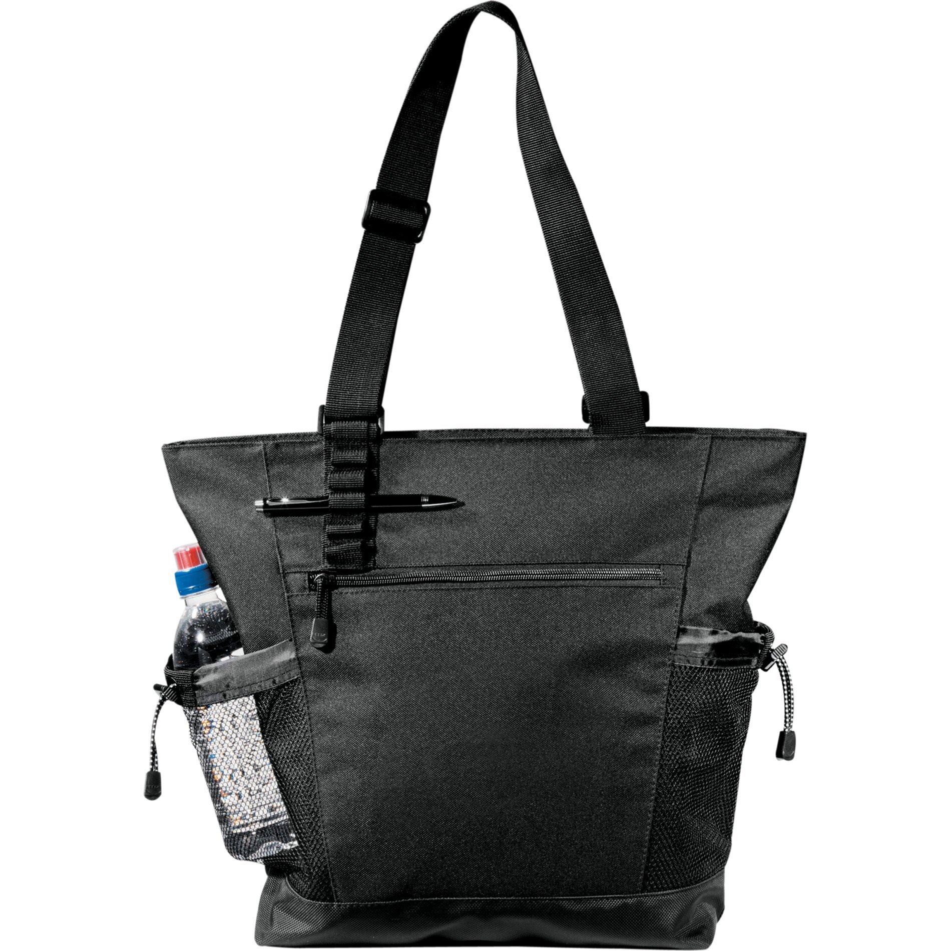 Urban Passage Polycanvas Zippered Travel Tote