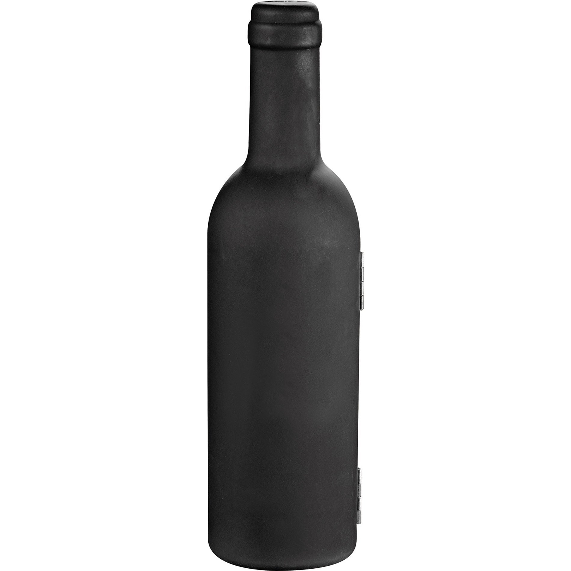 Grigio 4-Piece Wine Bottle Set