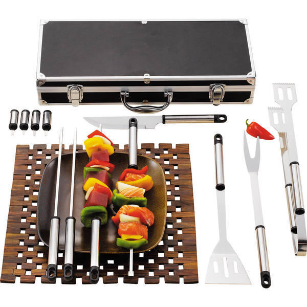 Grill Master Grilling Set