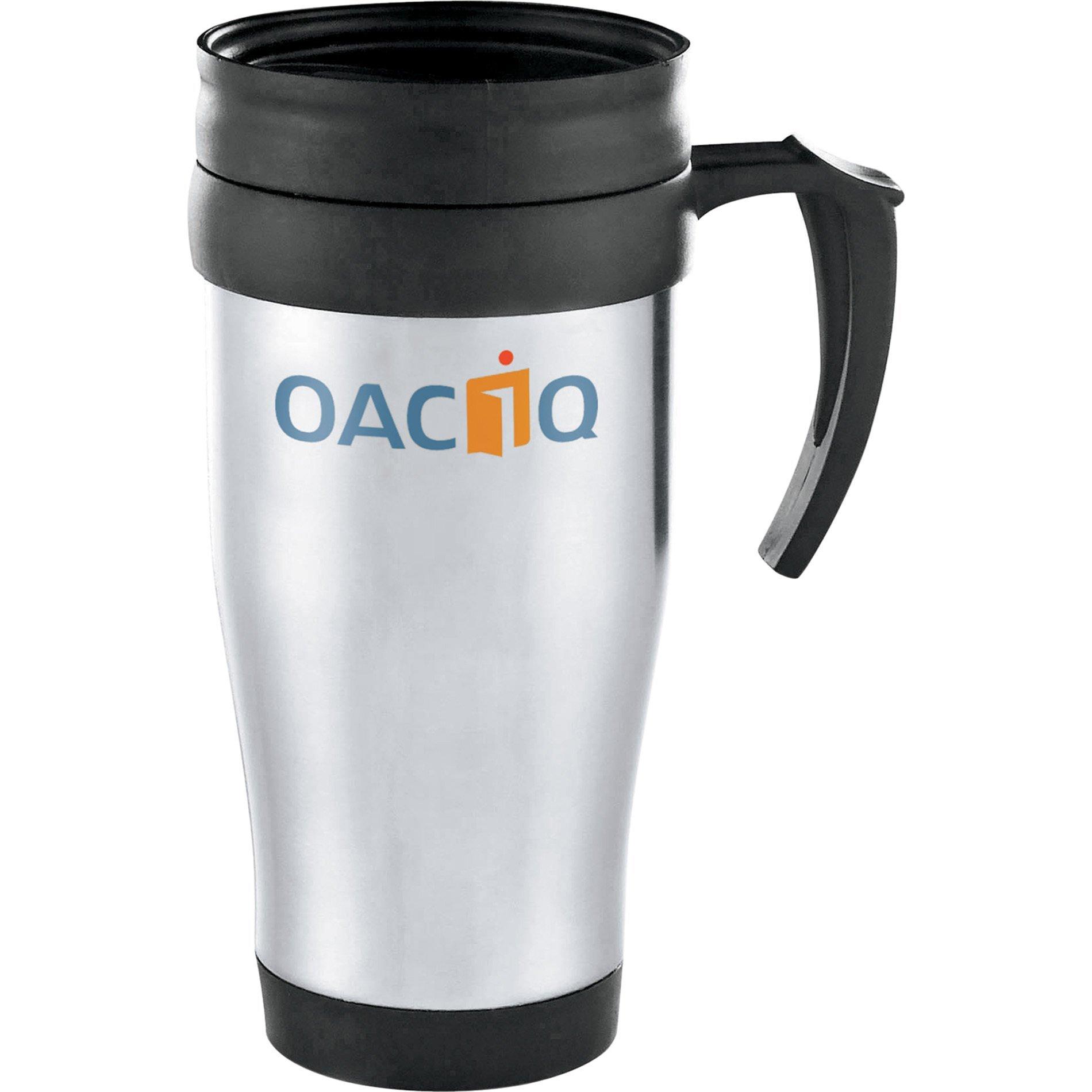 Java Stainless Travel Mug, 14oz.