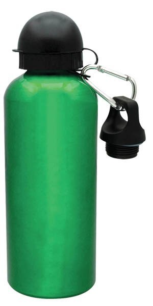 Aluminum Sport Bottle, 20oz., BPA Free