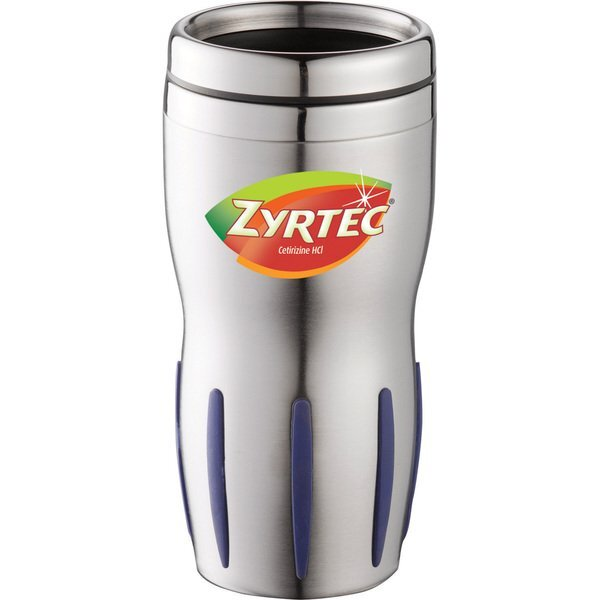 Tech Stainless Steel Tumbler, 14oz.