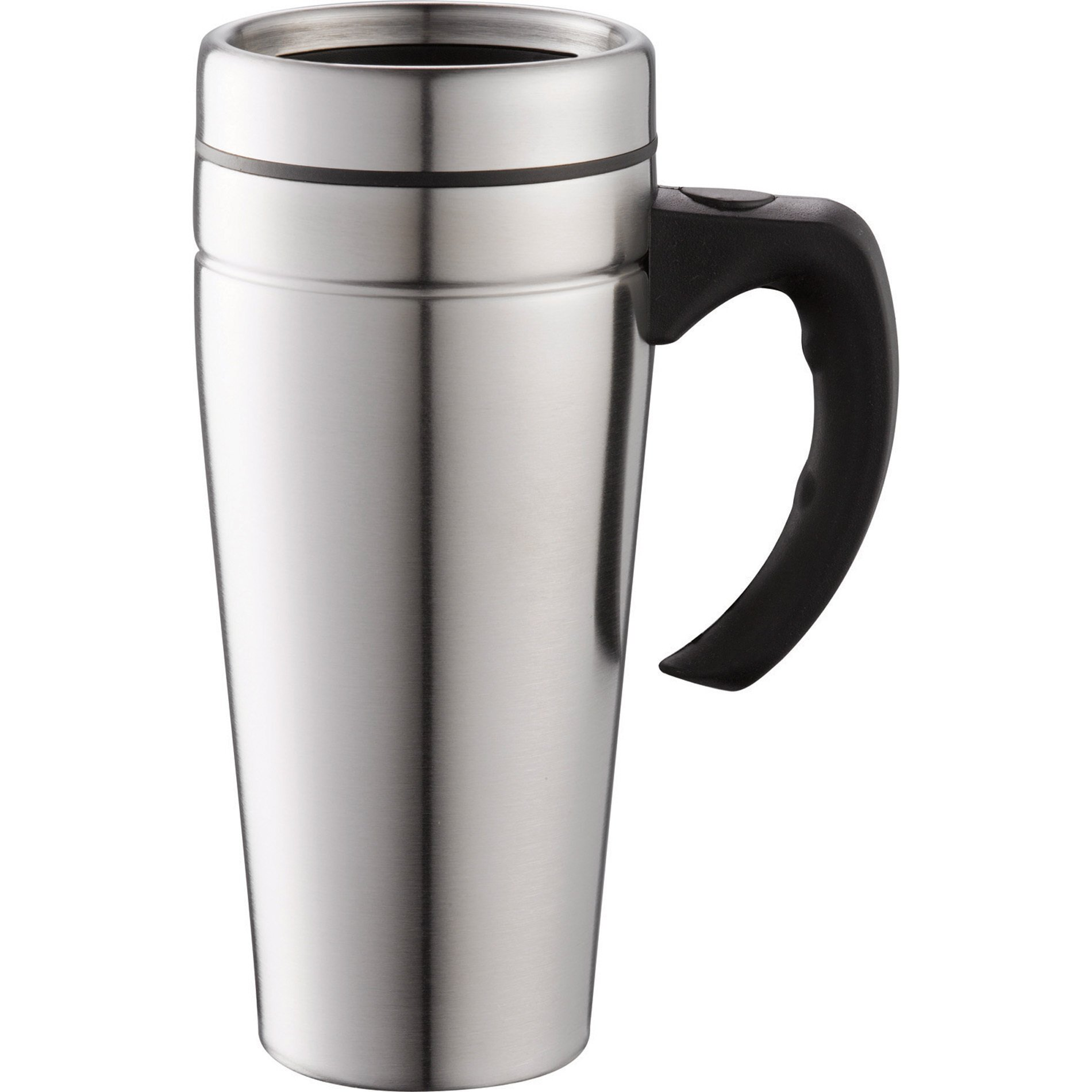Meridian Stainless Steel Travel Mug, 16oz.