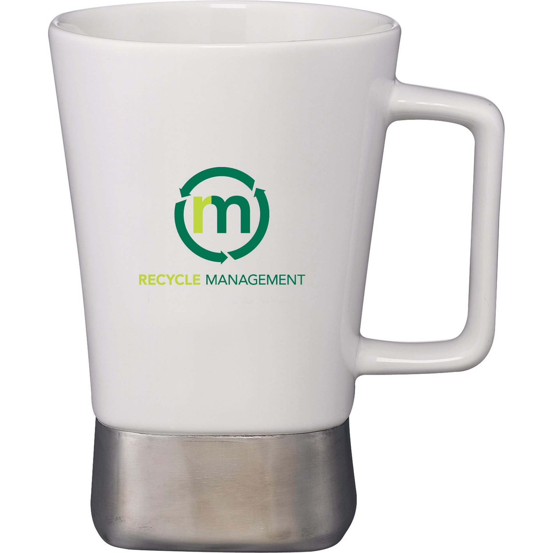 Ceramic Desk Mug, 16oz.
