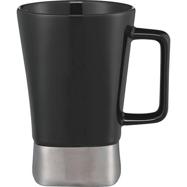 Ceramic Desk Mug, 16oz.