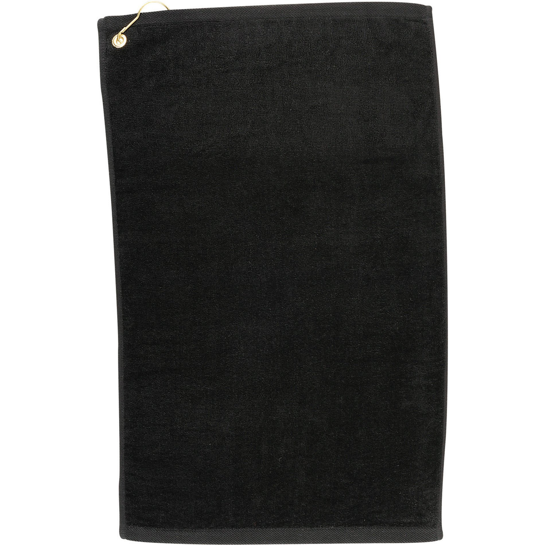 Midweight Terry Velour Golf Towel, 2.5 lb