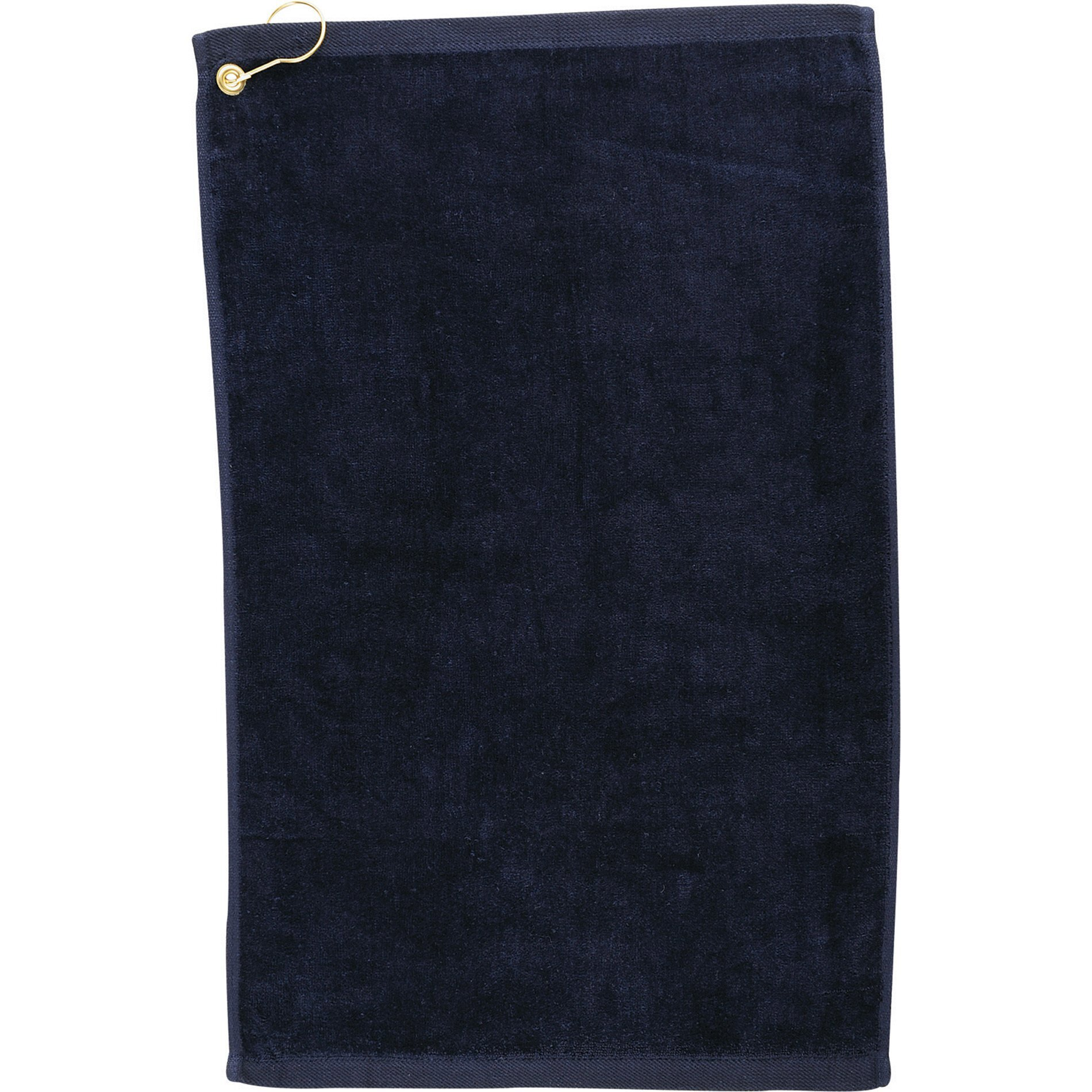 Midweight Terry Velour Golf Towel, 3.5 lb