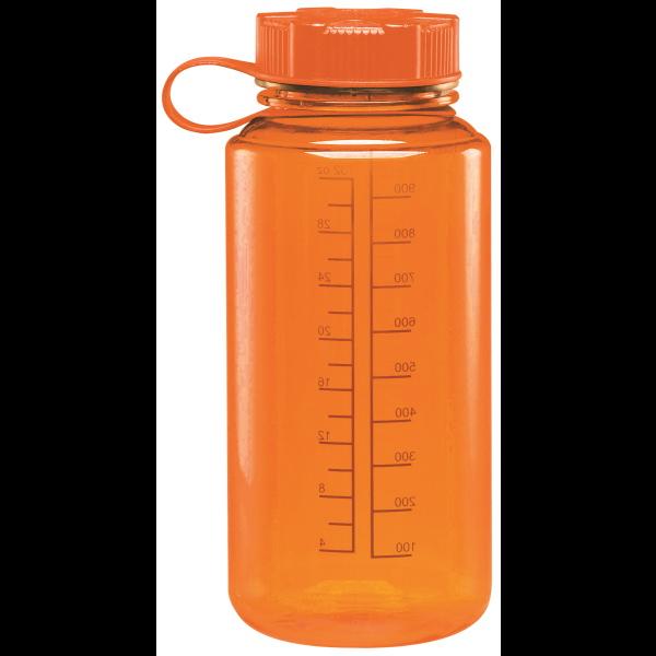 Baltic Wide Mouth Sport Bottle w Measurement Scale, 32oz.