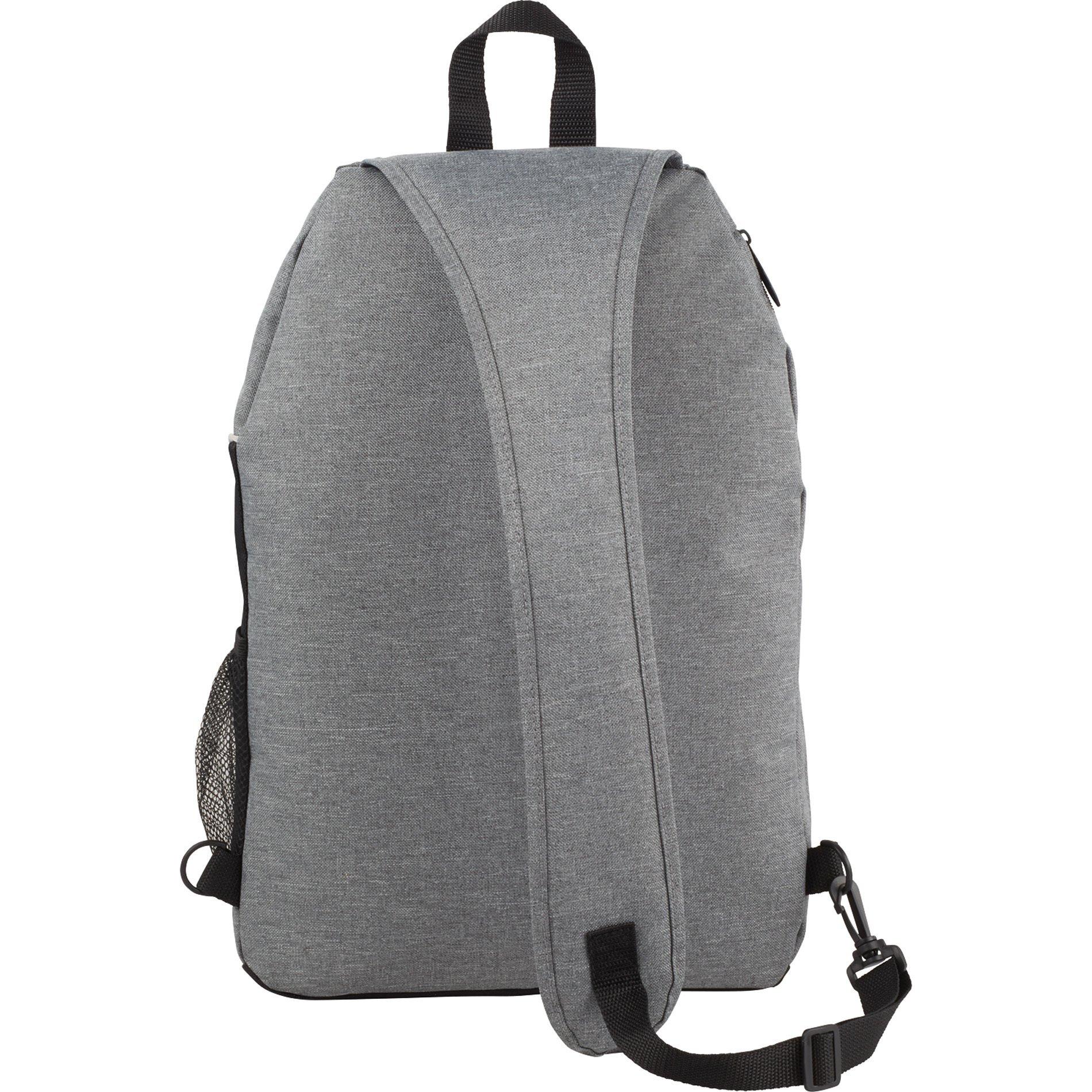 """Vortex 15"""" 600D Computer Sling Backpack"""