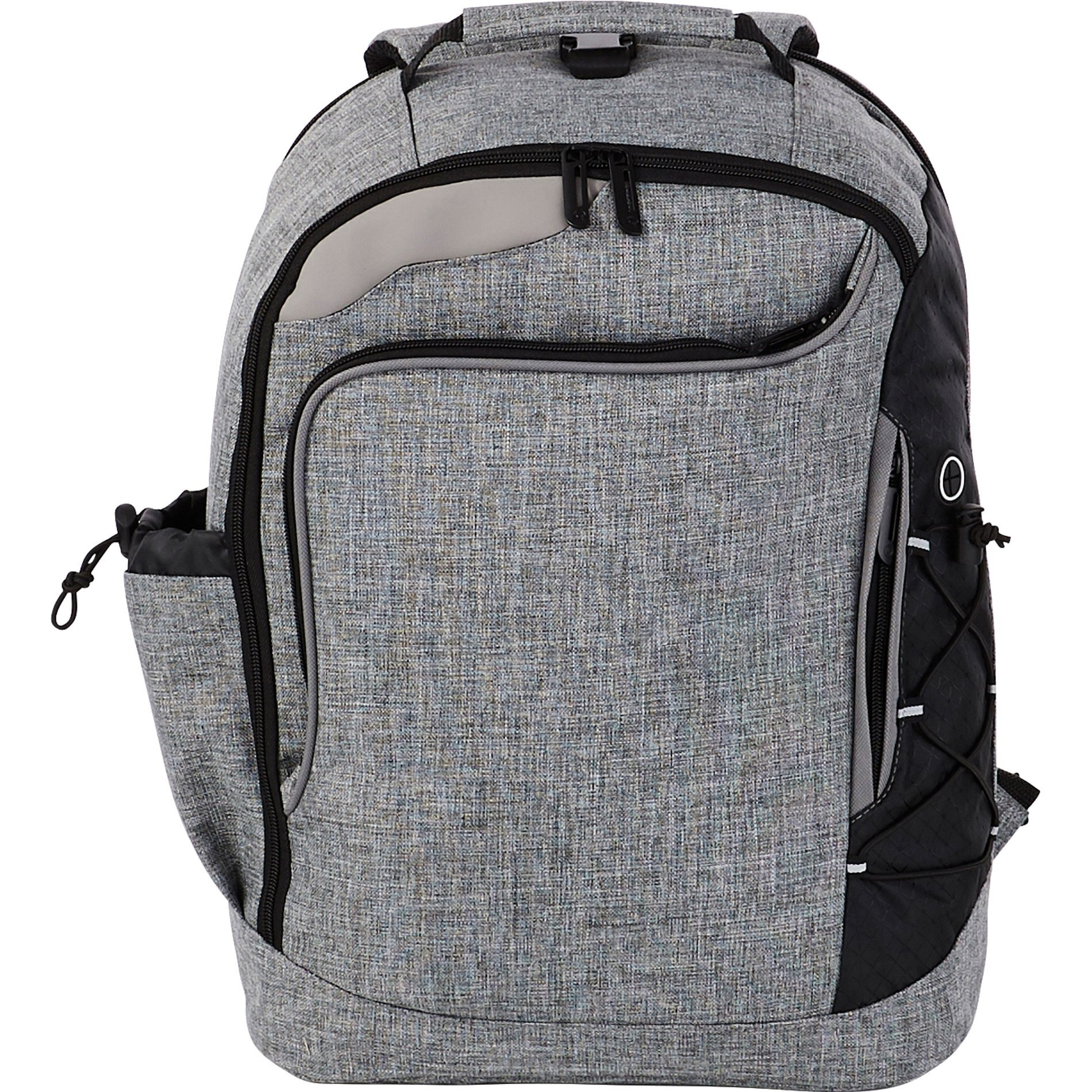 "Summit TSA 15"" 600D Computer Backpack - Free Set Up Charges!"