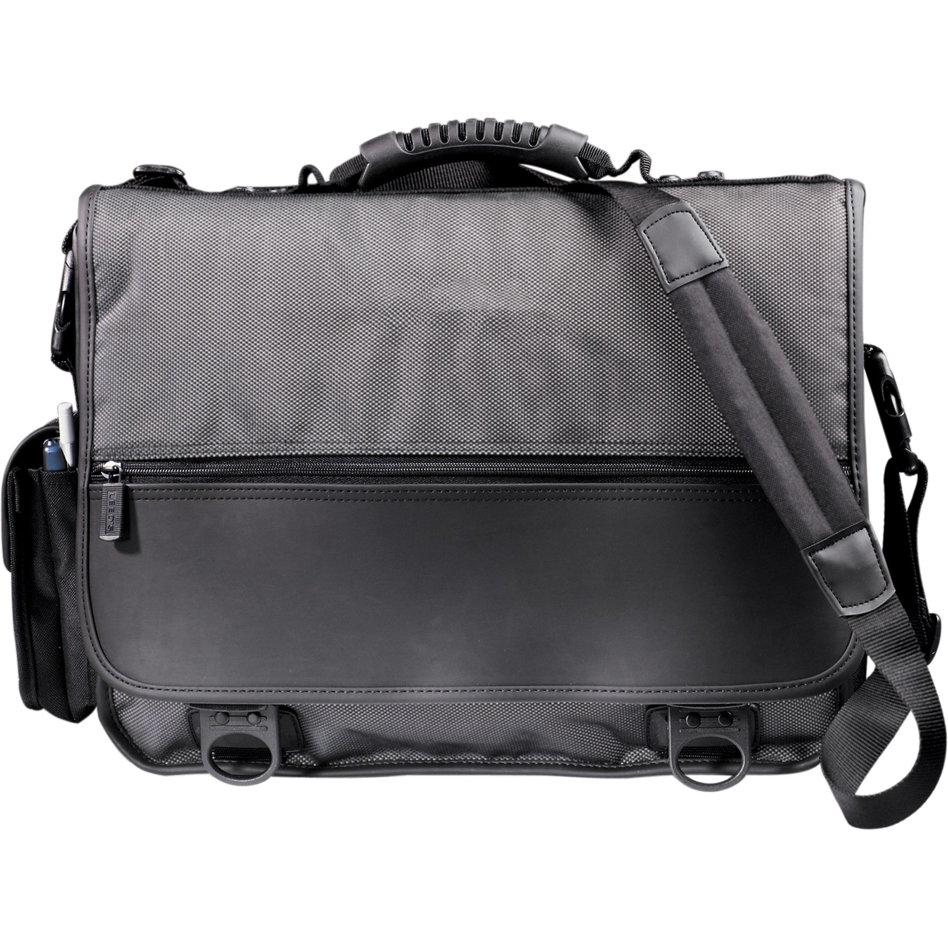 "MicroTek 15"" 1680D Nylon Computer Messenger Bag"