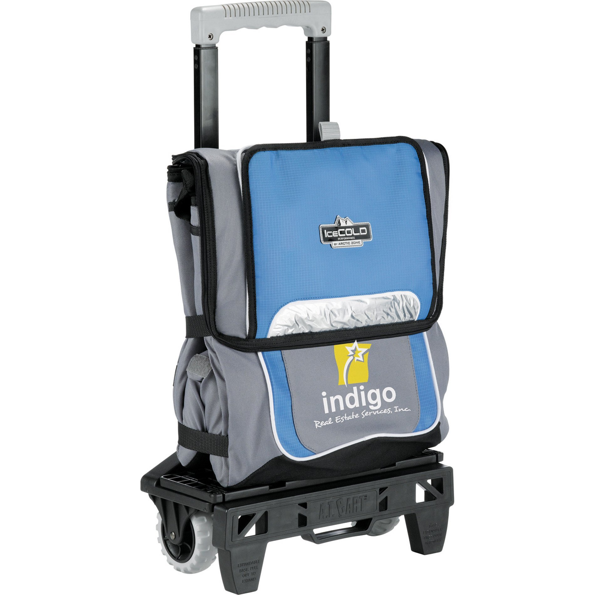 Arctic Zone® IceCOLD™ 50 Can Rolling Cooler