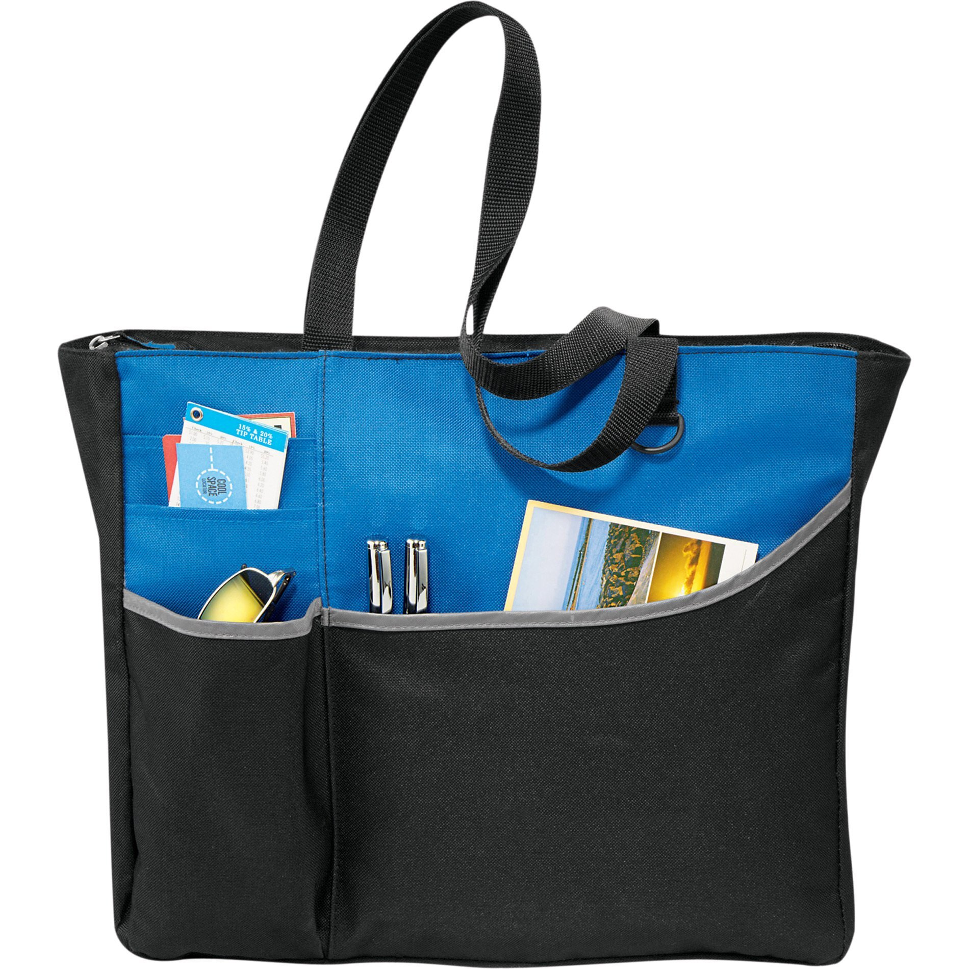 Metropolis Polycanvas Zippered Meeting Tote