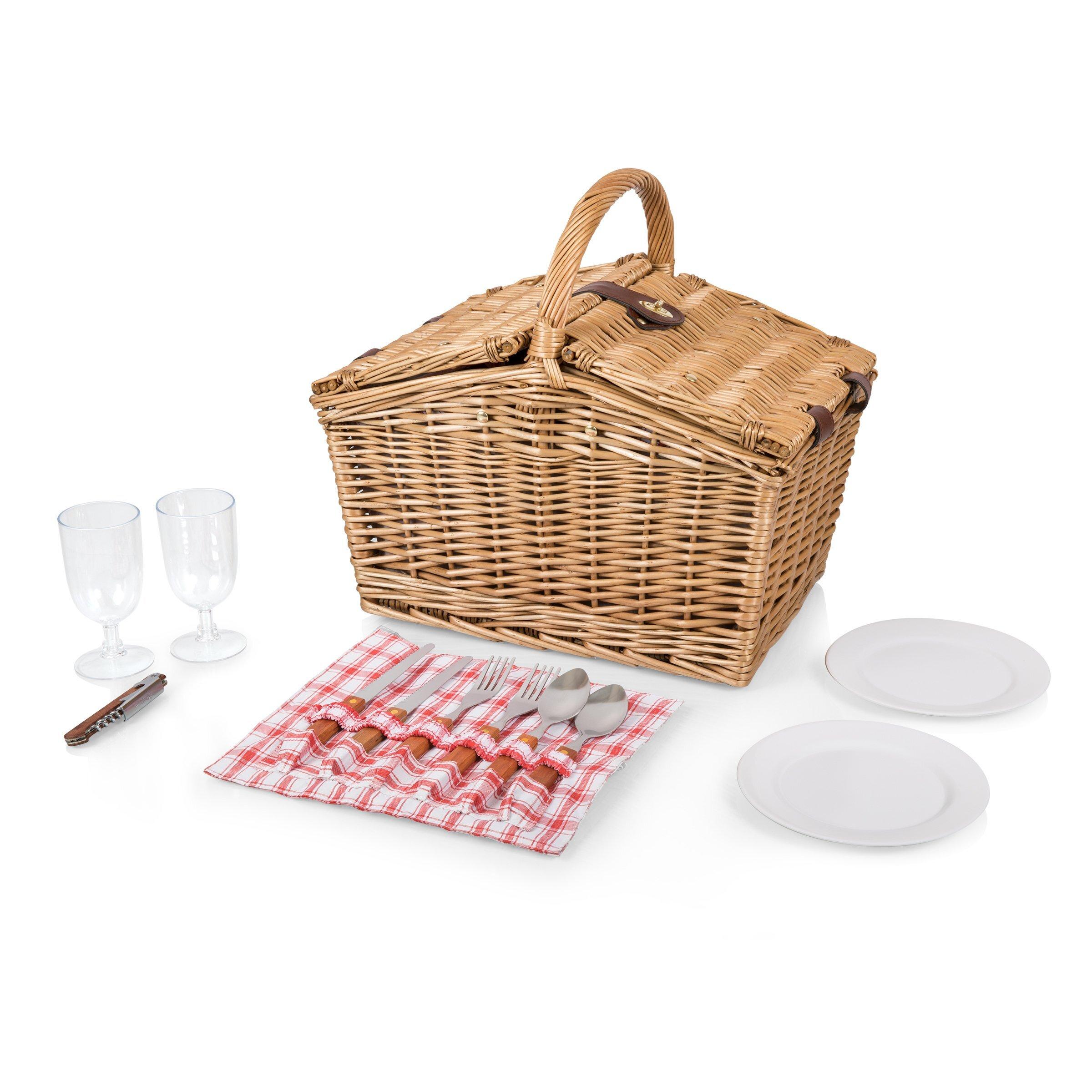 Piccadilly Picnic Basket Set