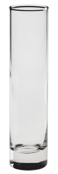 Clear Bud Vase, 6-3/4oz.
