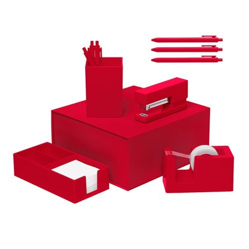 Color Pop Office Desk Gift Set