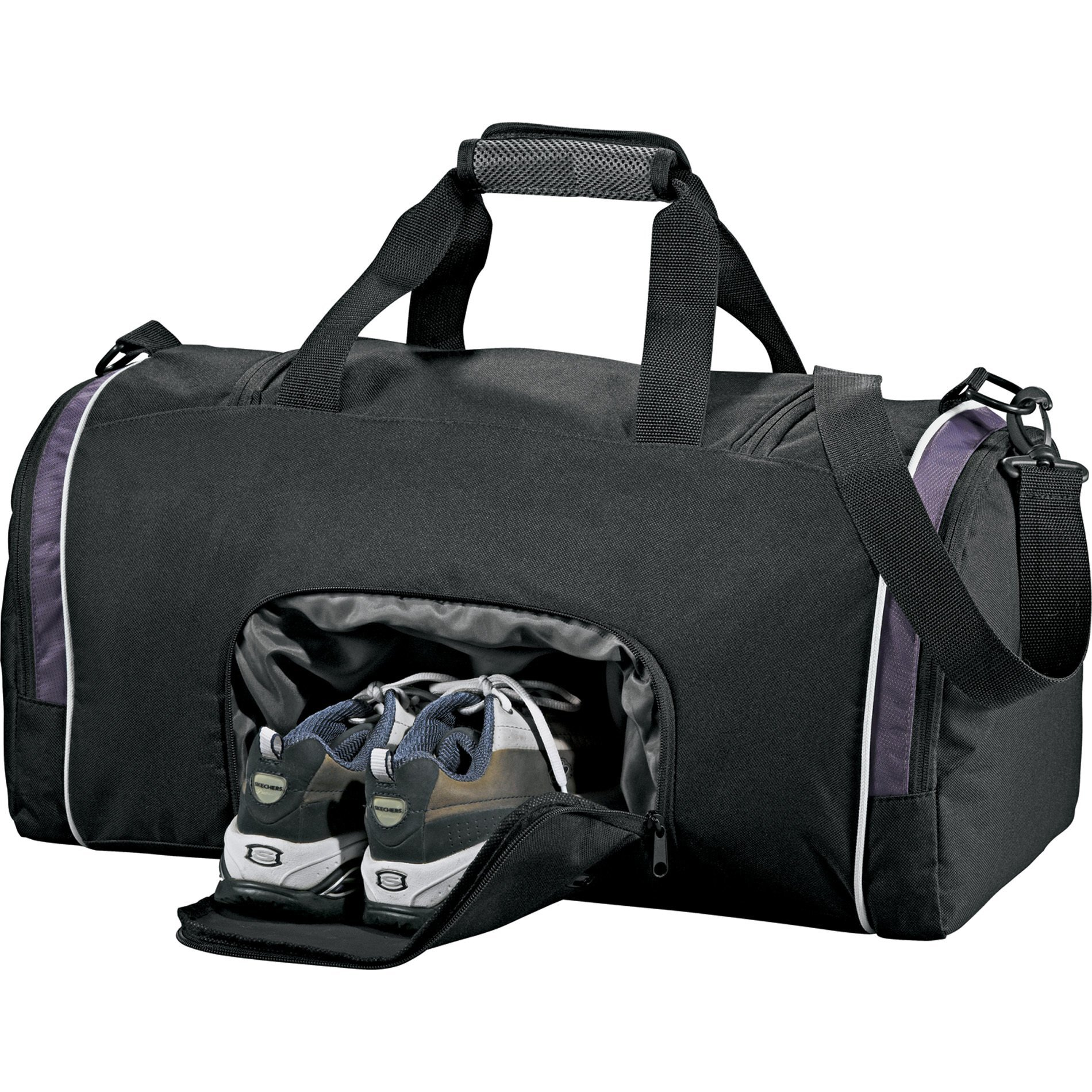 """Touring Deluxe Polycanvas Golf Duffel, 19"""""""