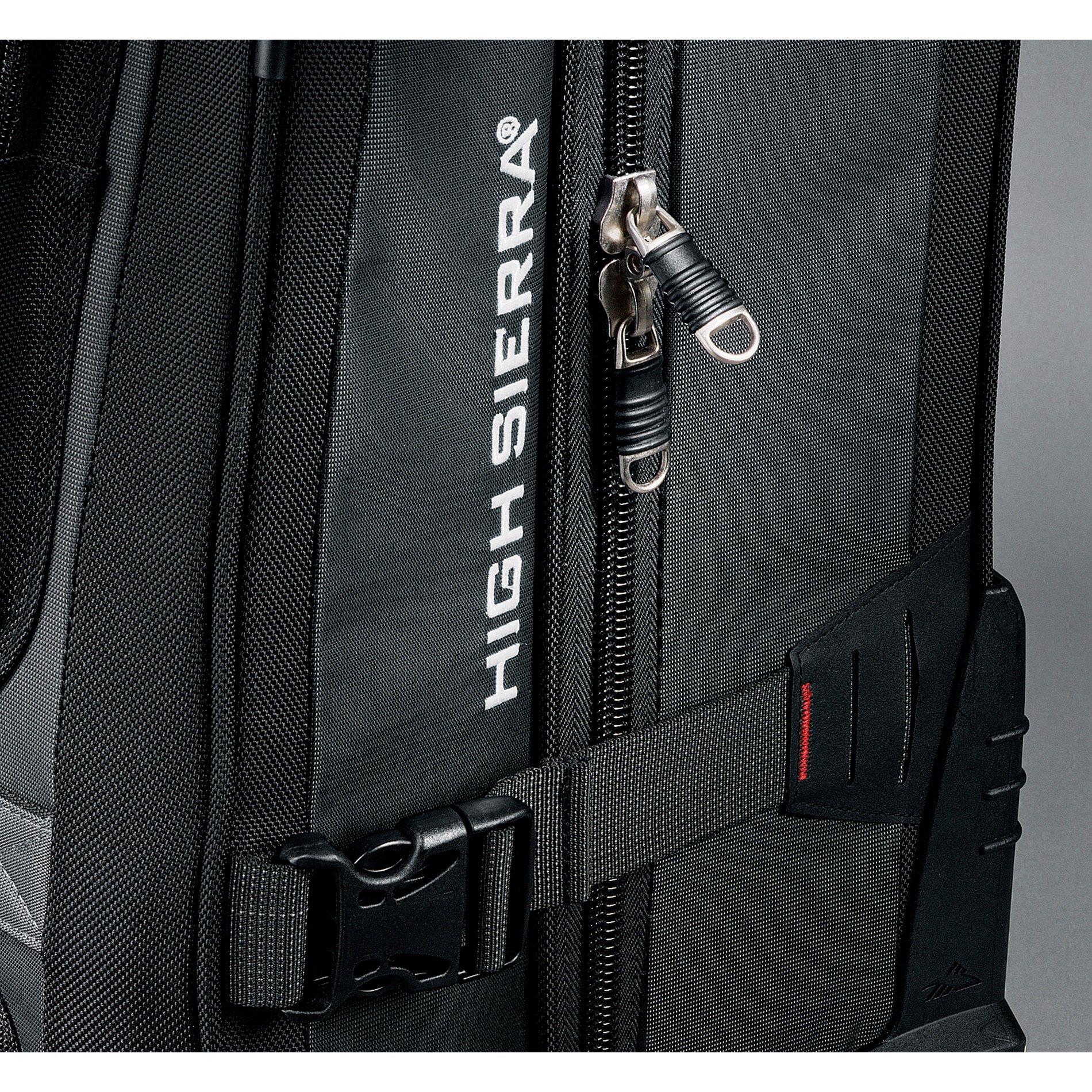 "High Sierra® 21"" Carry-On Upright Wheeled Duffel Bag"