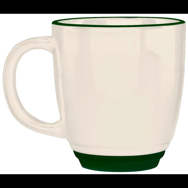 Diplomat Bistro Ceramic Mug, 14 oz.