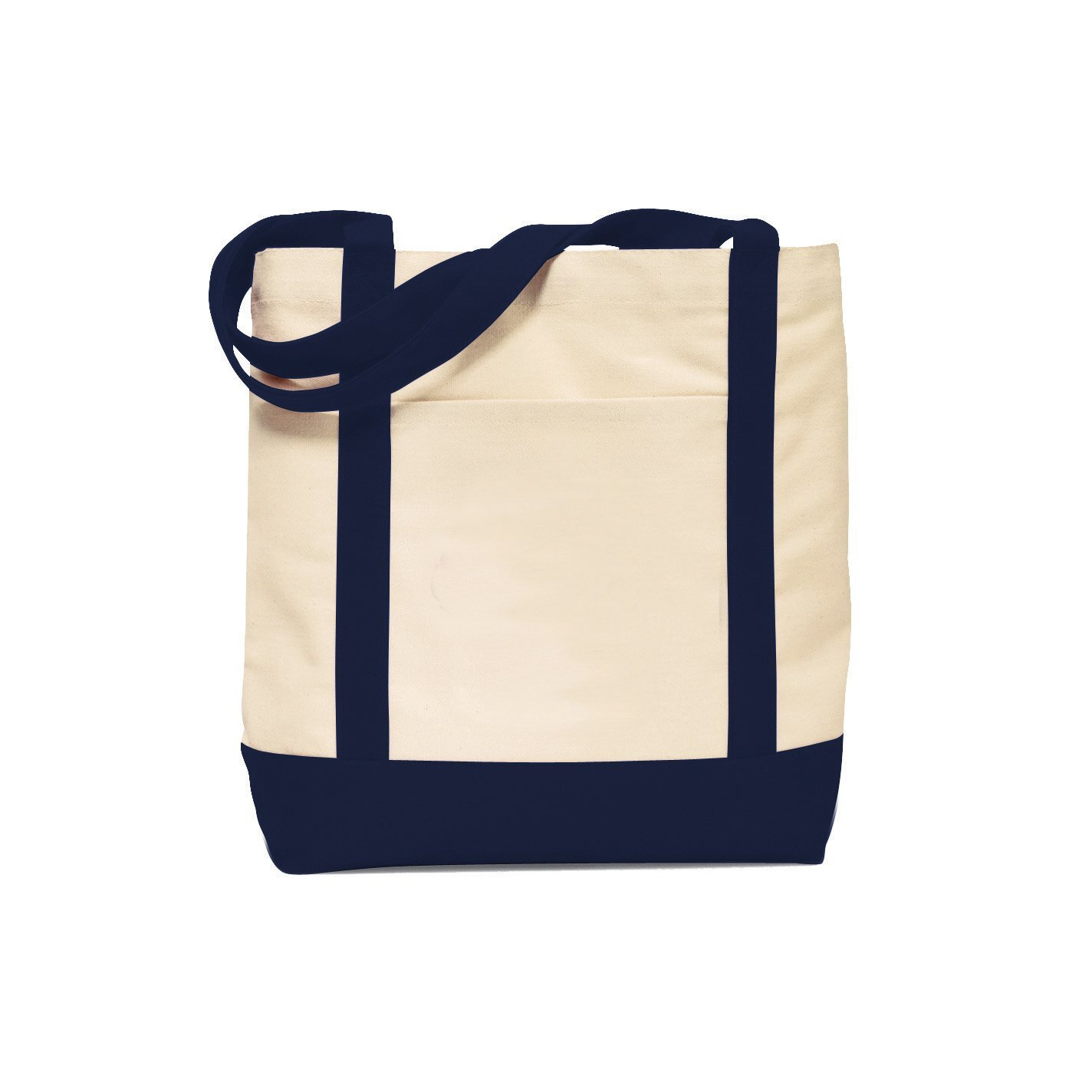Ensign's Cotton Canvas Boat Tote