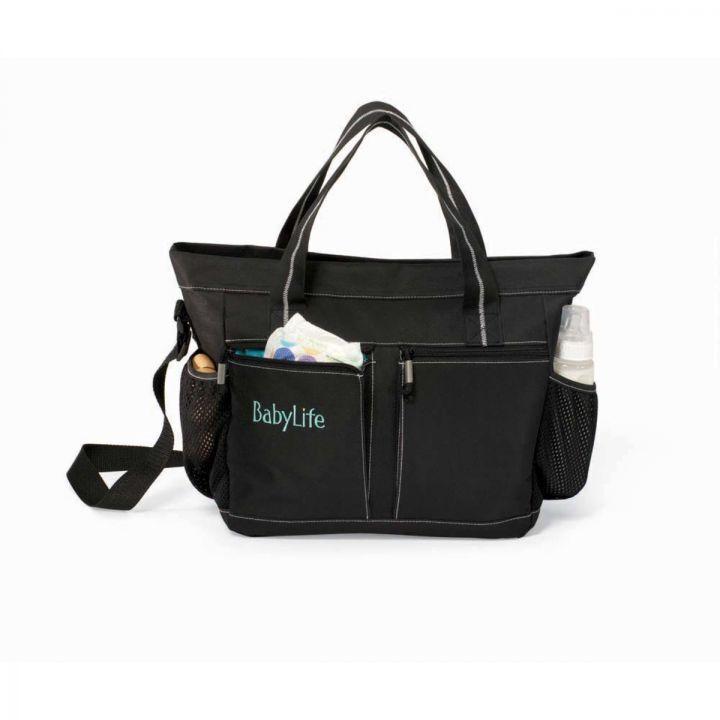 Peekaboo Diaper Bag