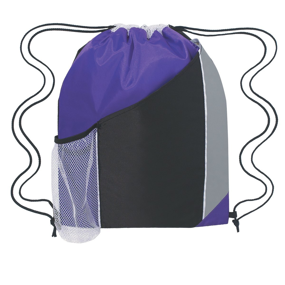 Tri-Color Nylon Sports Pack