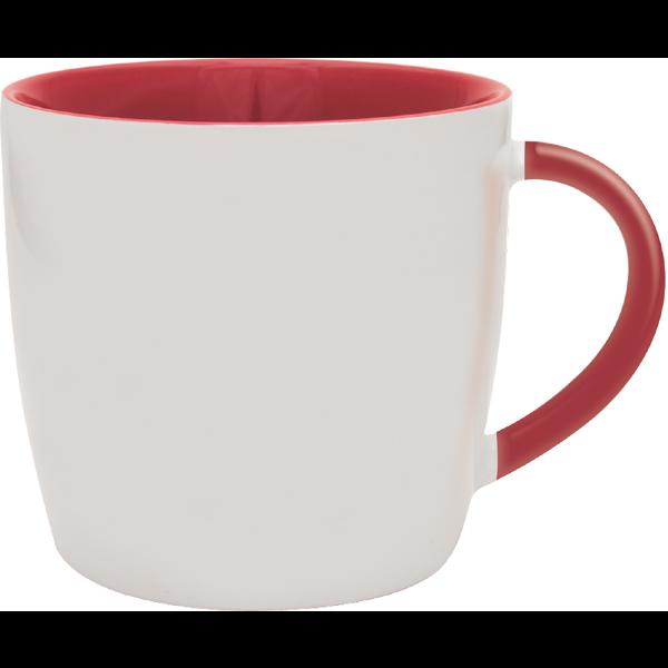 Lollipop Ceramic Mug, 13oz.