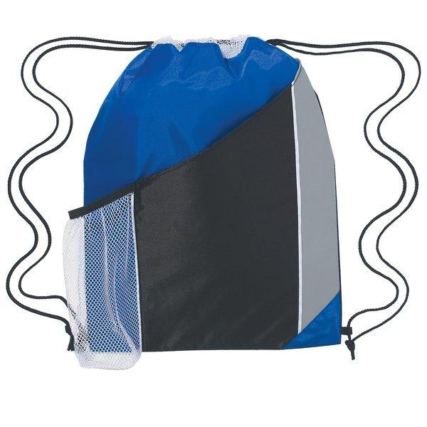 Tri-Color Nylon Sports Pack