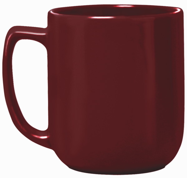 Noble Ceramic Mug, 17oz.