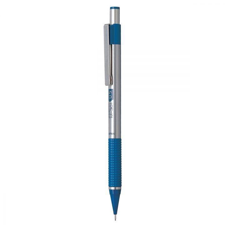 Zebra® M301 Stainless Steel Mechanical Pencil