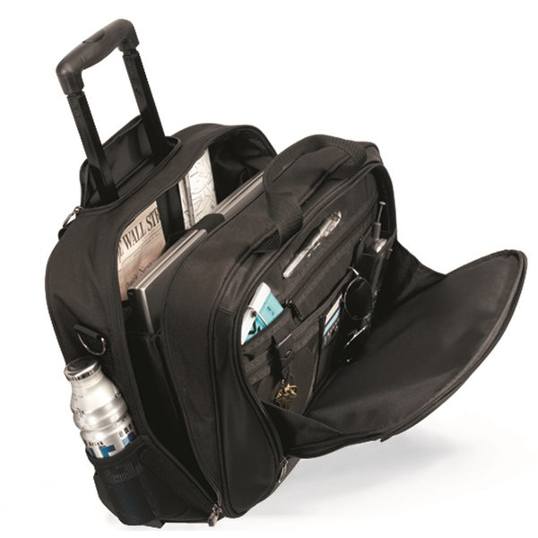 "Icon Wheeled 15"" Computer Bag"