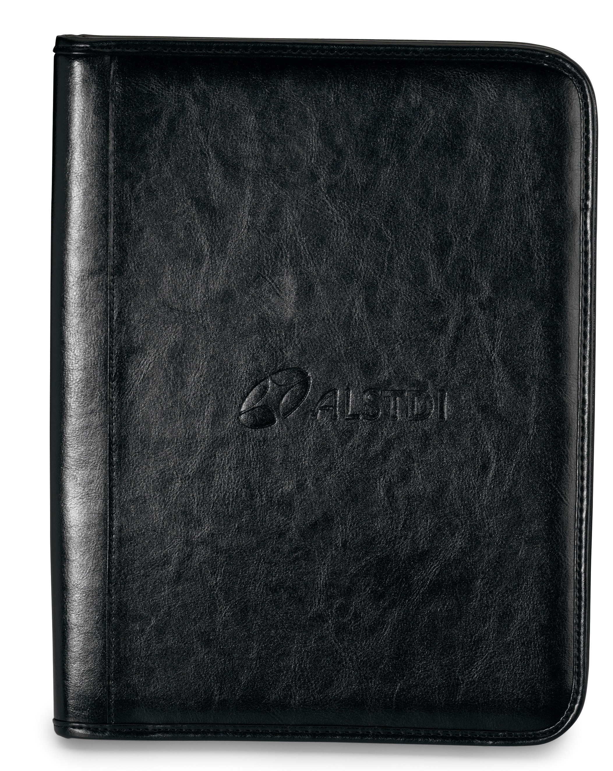 Tuscan Leather Zippered Padfolio