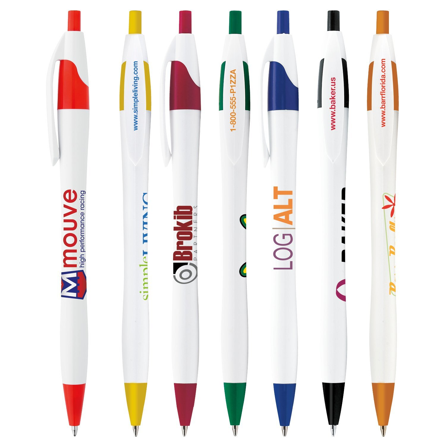 Dash Retractable Ballpoint Pen