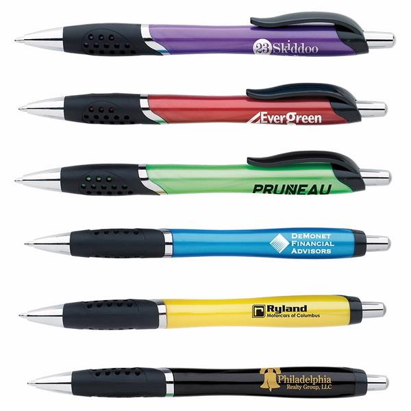 Tropical Storm Retractable Pen