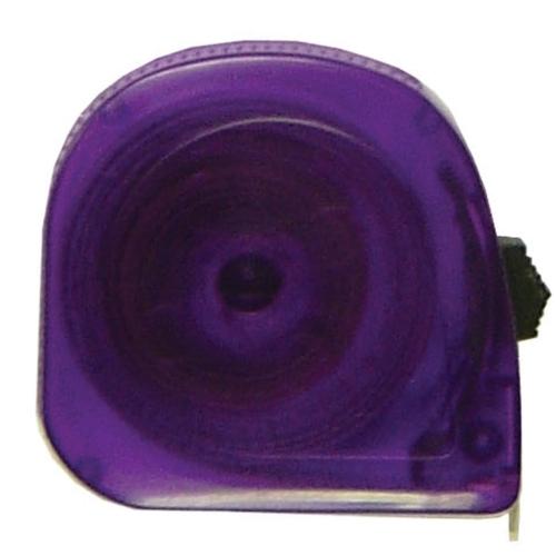 Translucent Retractable Tape Measure, 10'