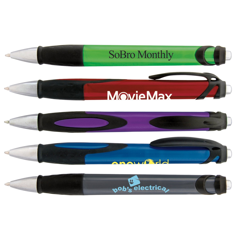 Stafford Metallic Ballpoint Pen