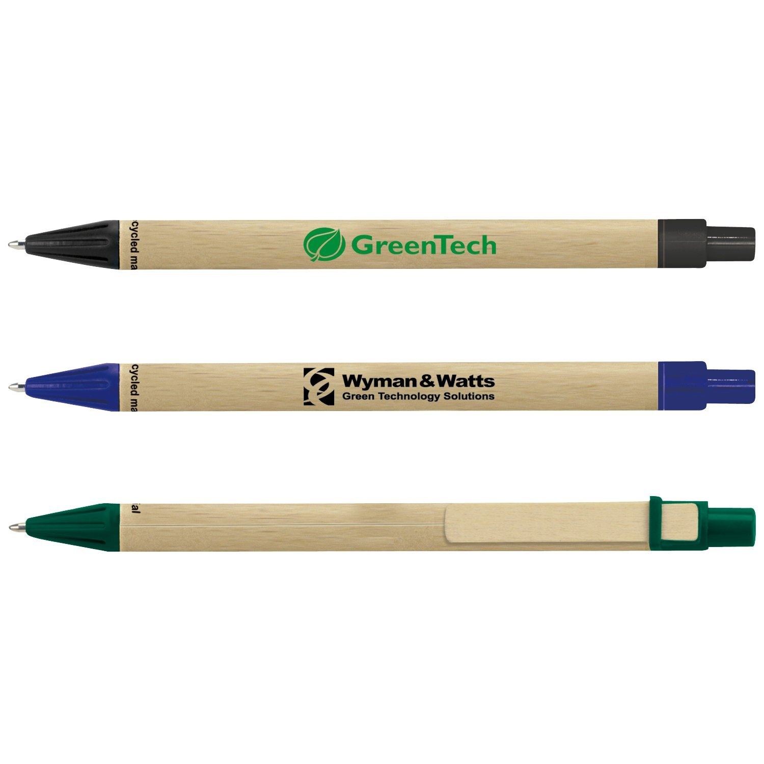 ECOL Recycled Paper Pen