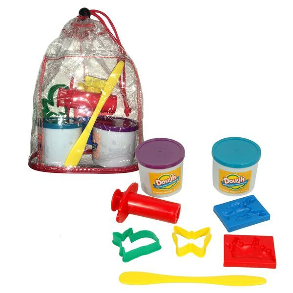 Large Fun Dough Play Pack