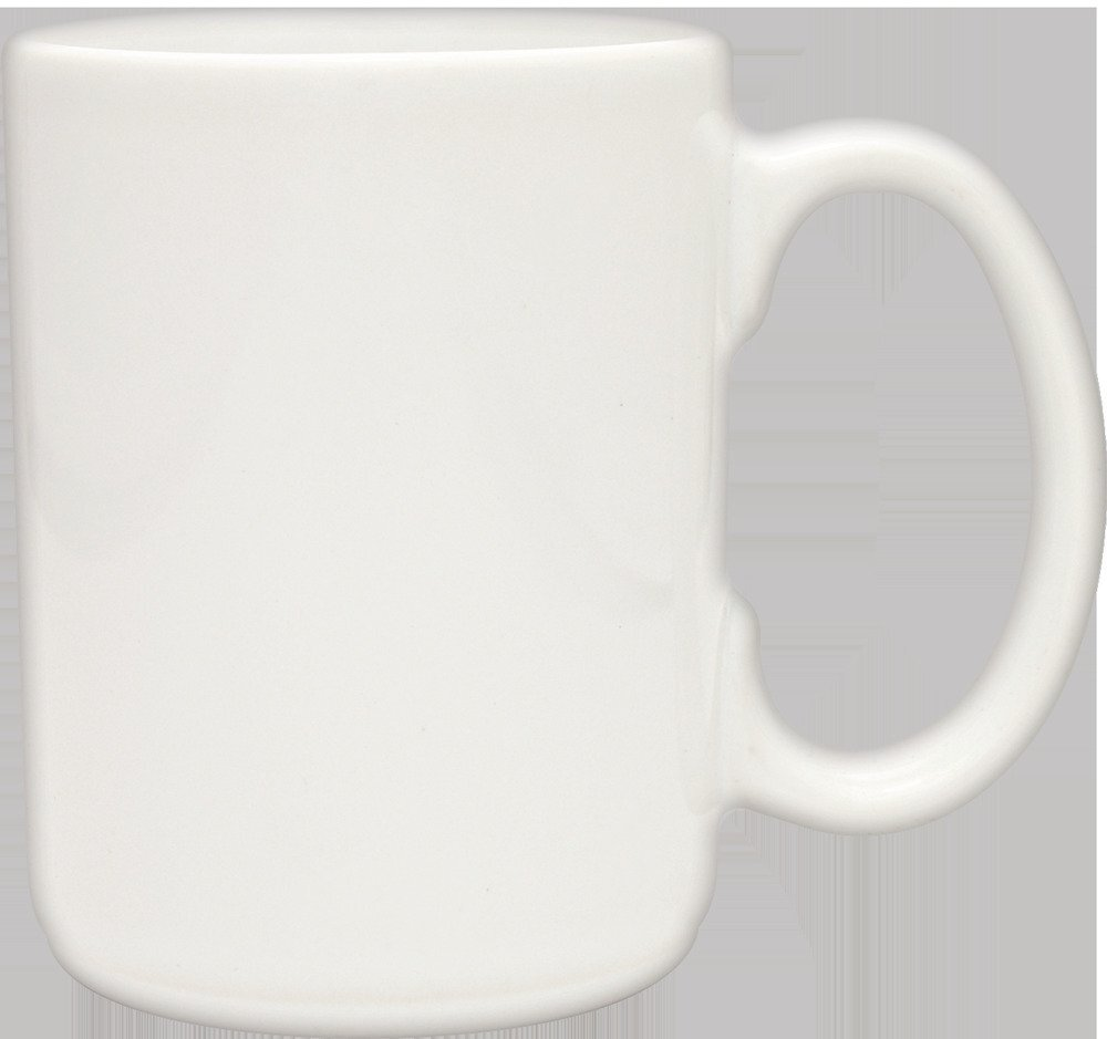 Atlas Ceramic Mug, 15oz. - Colors