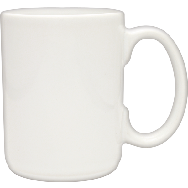 Atlas Ceramic Mug, 15oz.
