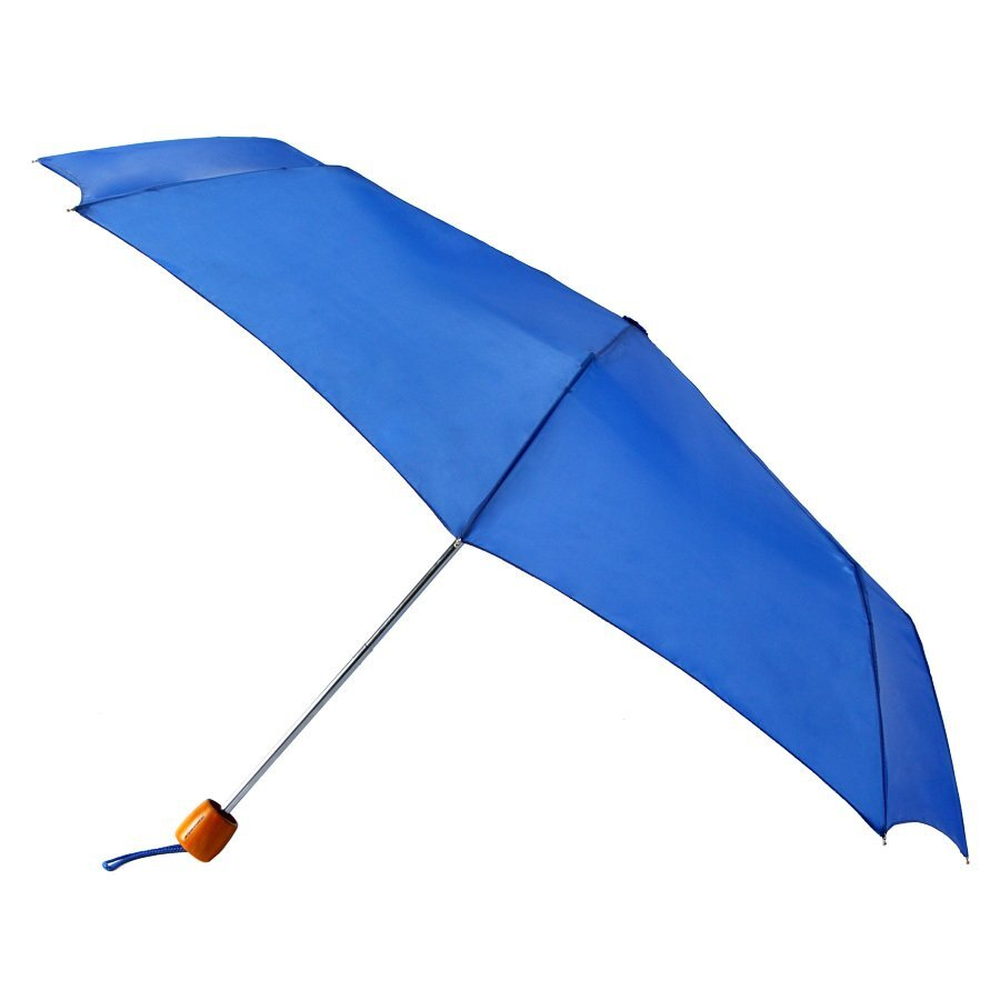 "Mini Manual Folding Umbrella, 43"" Arc"