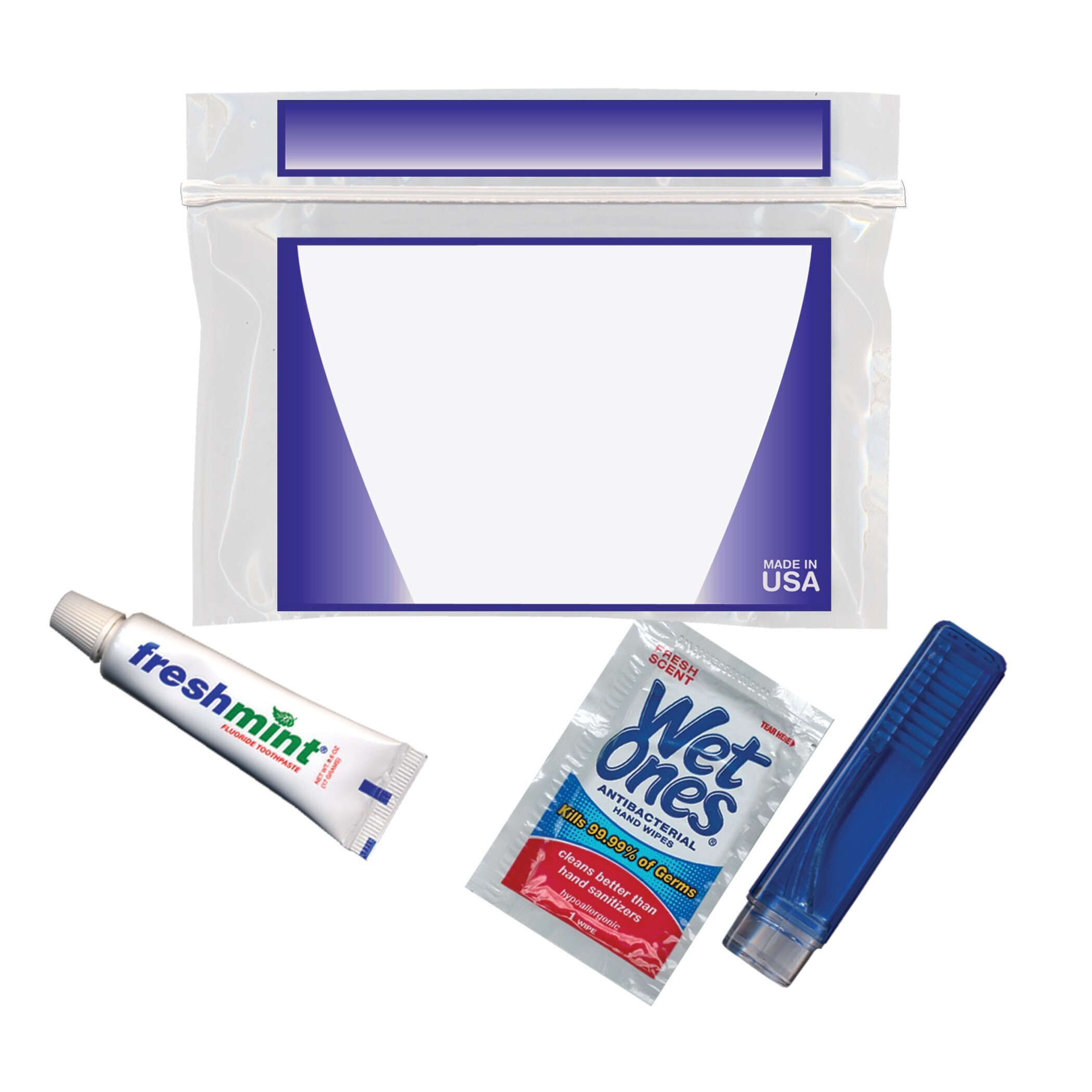 Mini Dental Travel Kit