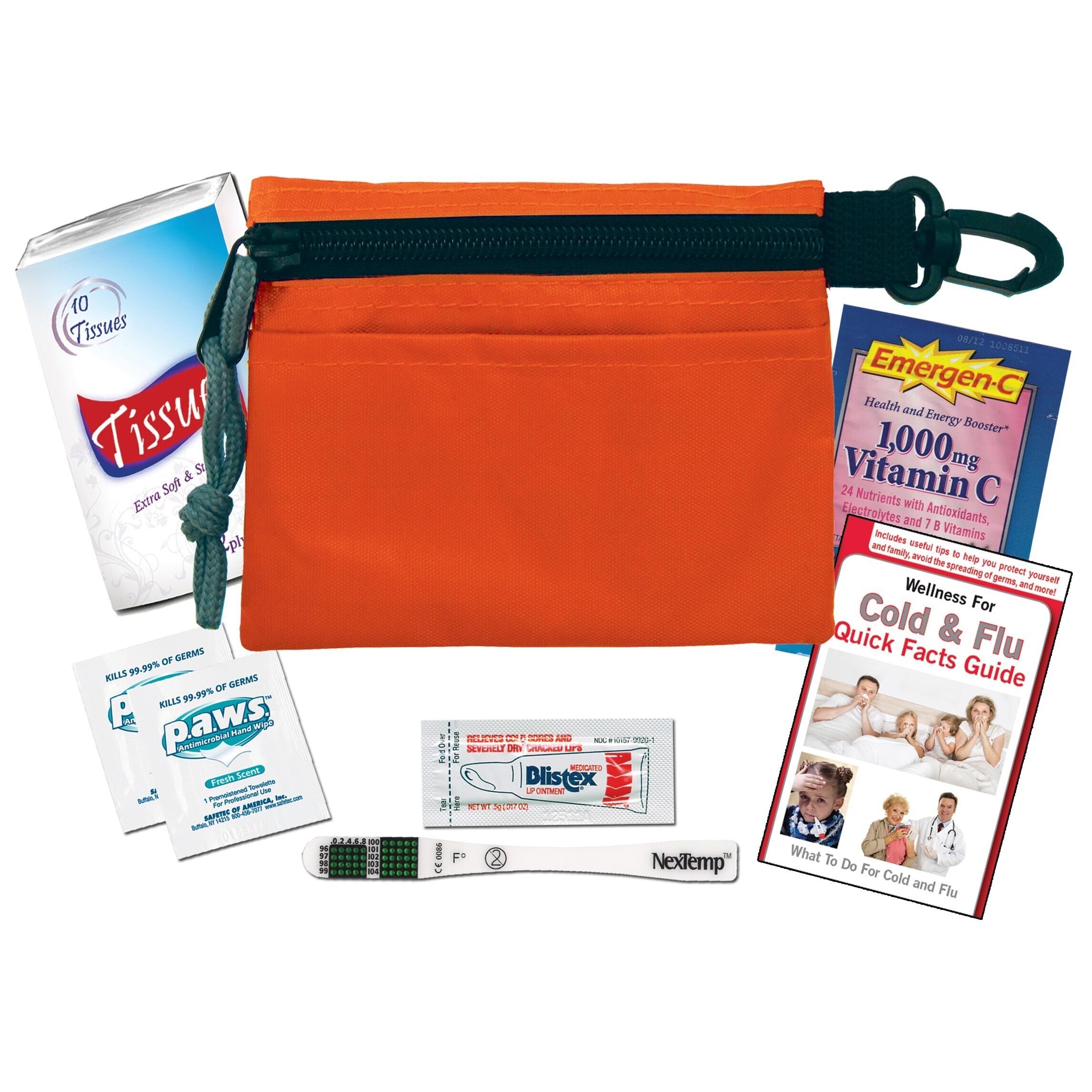 Compact Health & Wellness Kit