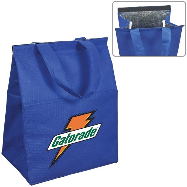 Non-Woven Insulated Grocery Cooler